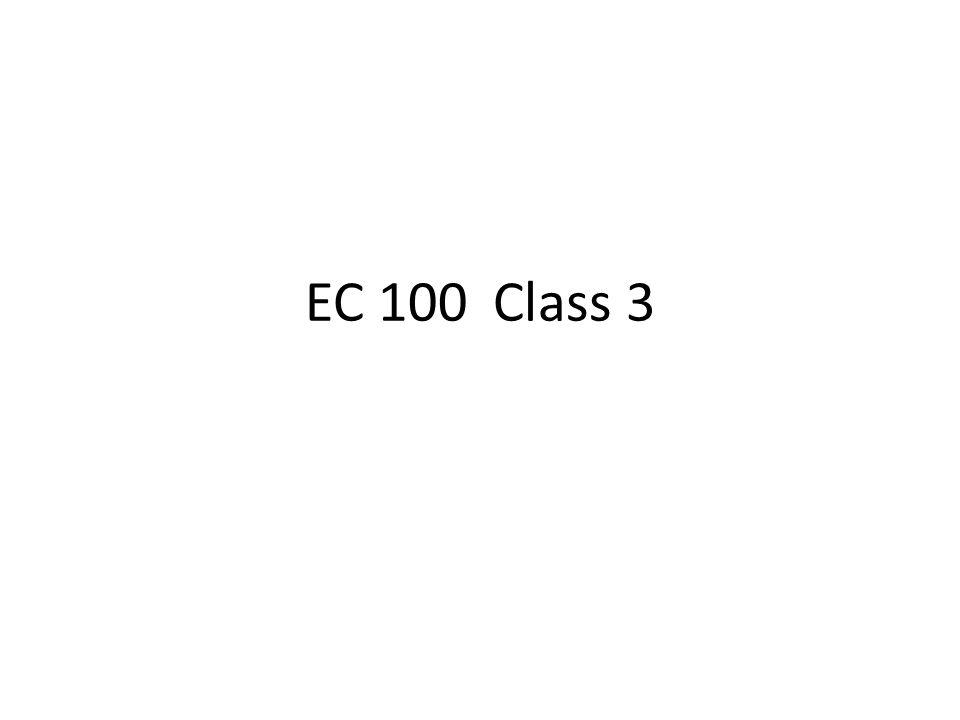 EC 100 Class 3