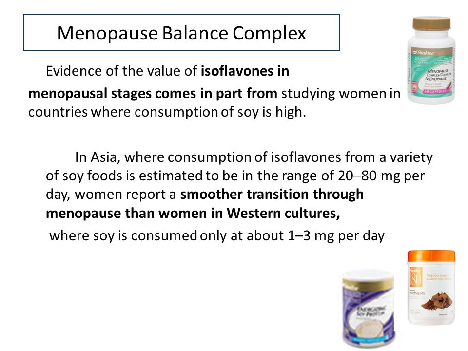 Menopause Balance Complex