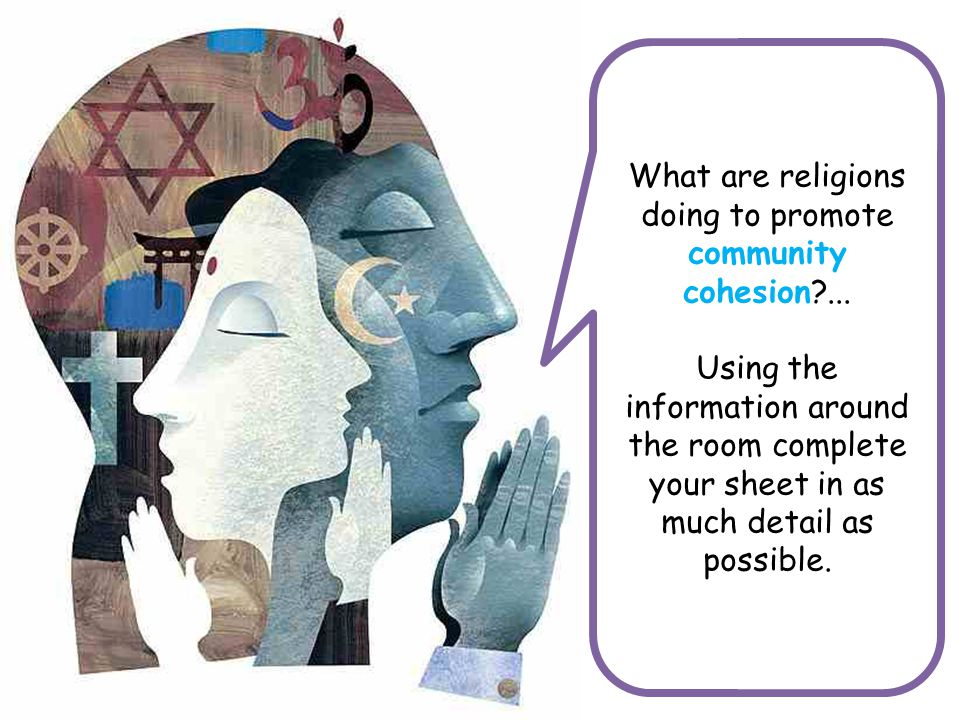 What are religions doing to promote community cohesion ...
