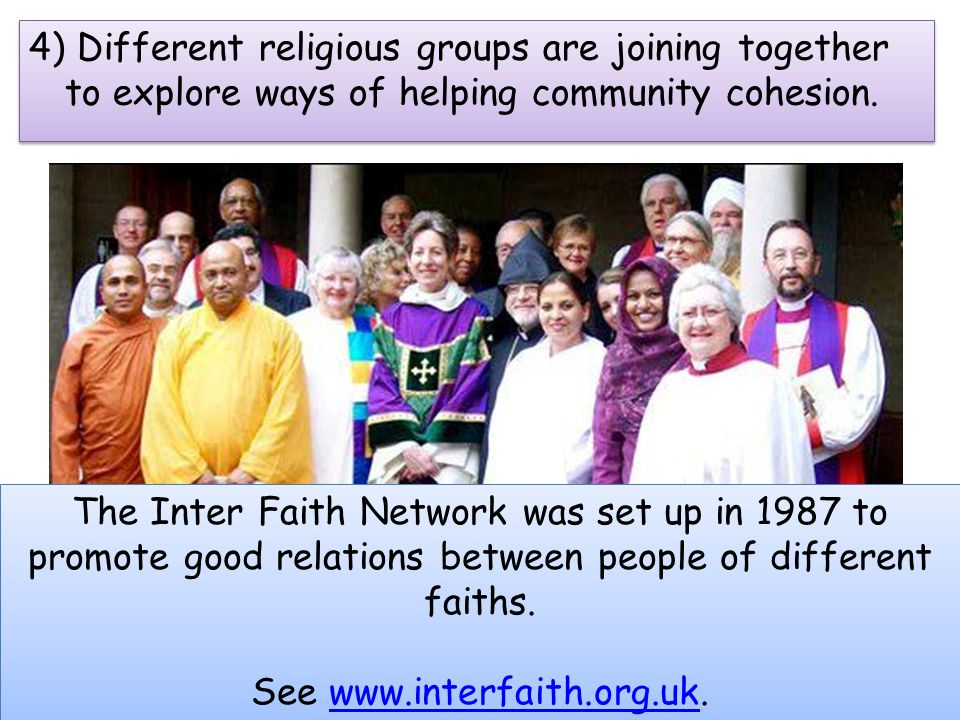 See www.interfaith.org.uk.
