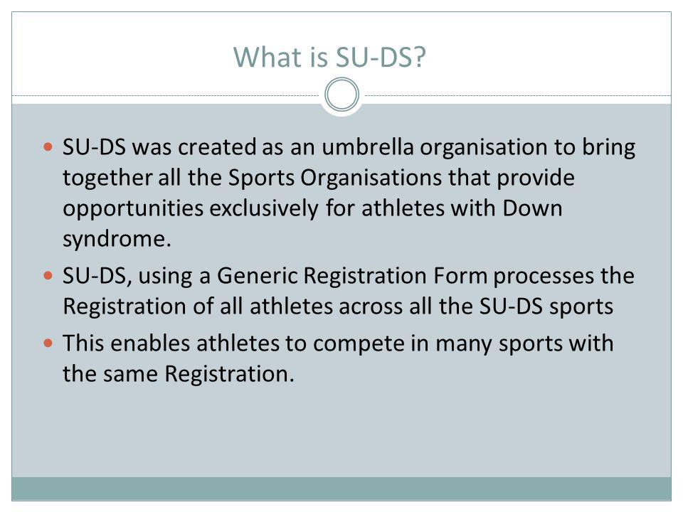 What is SU-DS