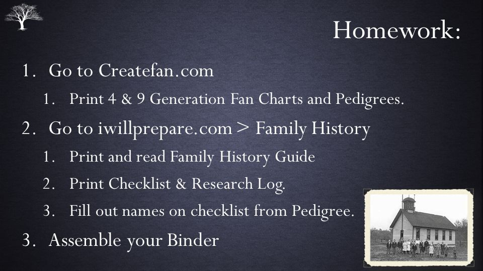 Homework: Go to Createfan.com