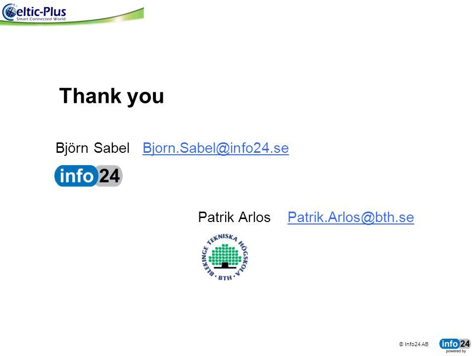 Thank you Björn Sabel Bjorn.Sabel@info24.se