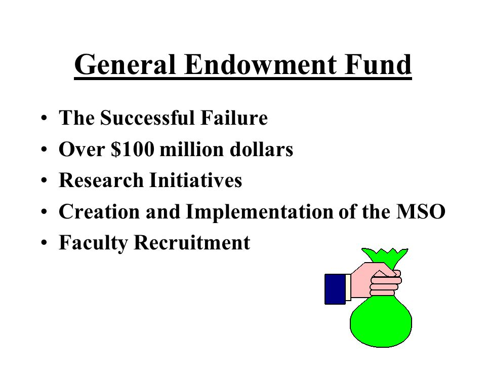 General Endowment Fund