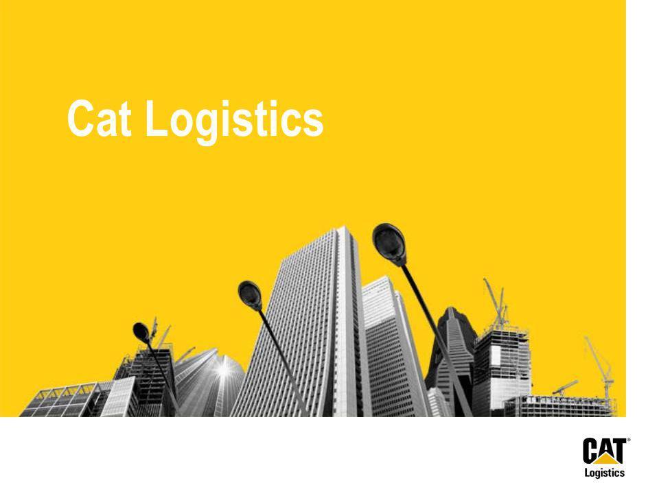 Cat Logistics