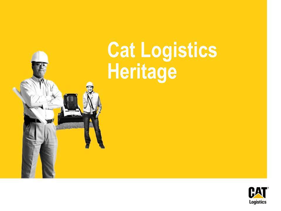Cat Logistics Heritage