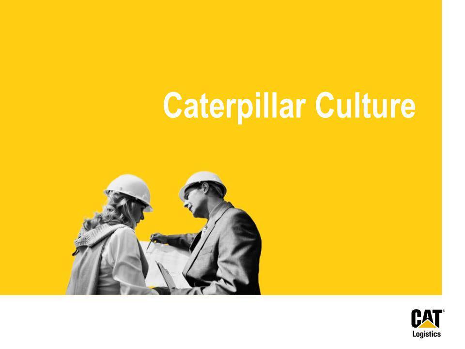 Caterpillar Culture