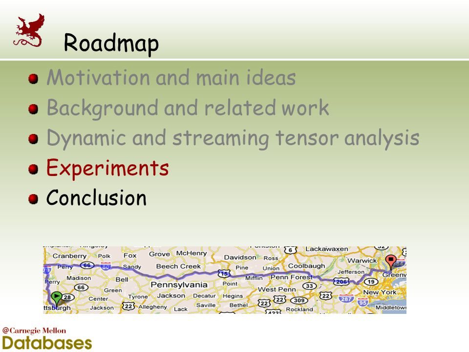 Roadmap Motivation and main ideas Background and related work