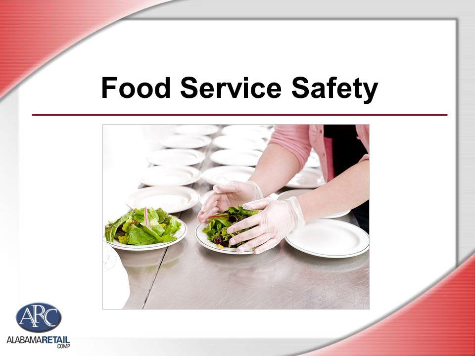 Food Service Safety Slide Show Notes
