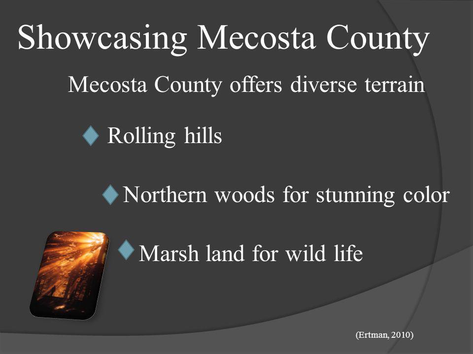 Showcasing Mecosta County