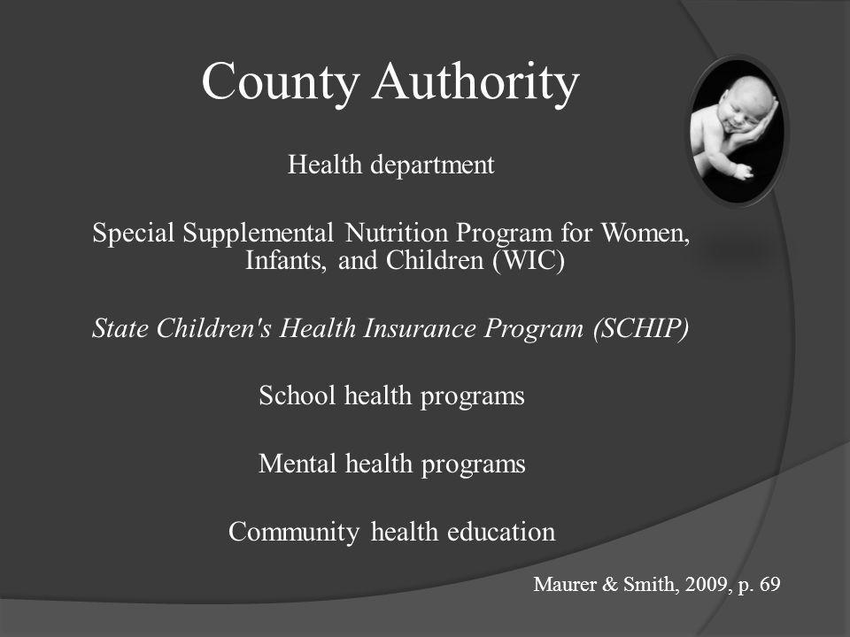 County Authority
