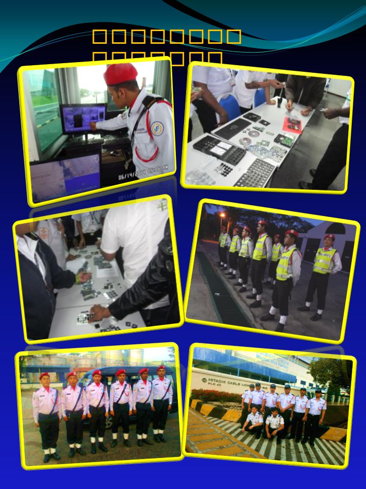 SECURITY TRANING