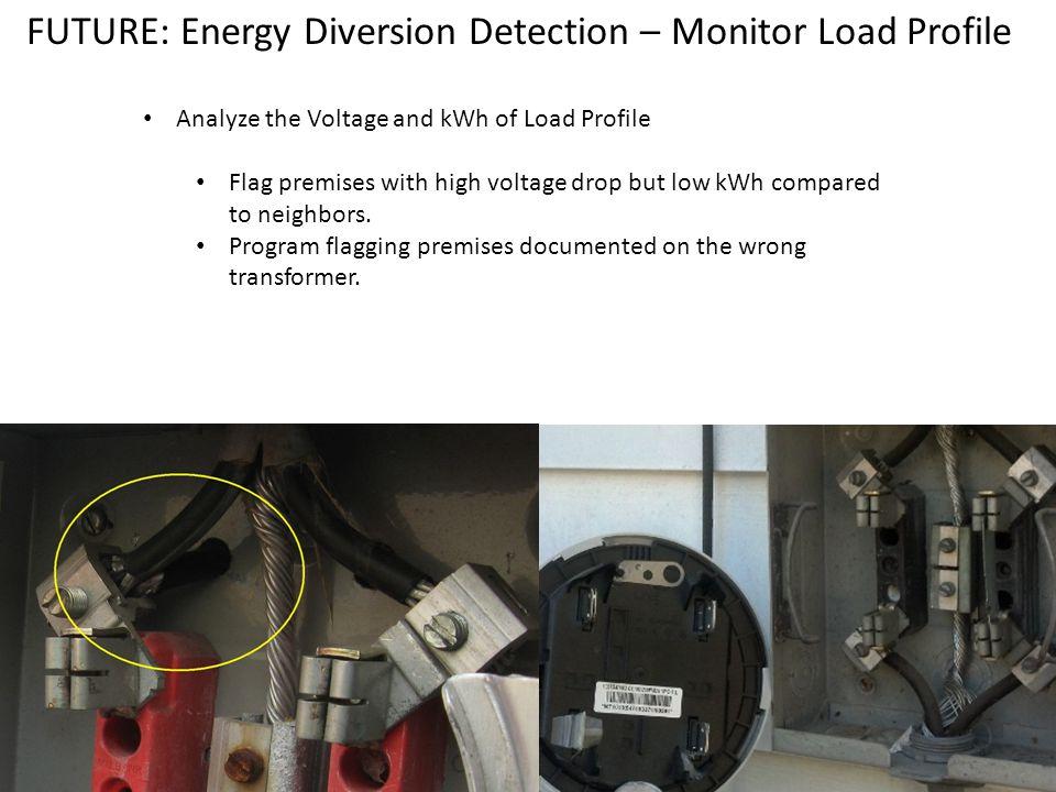FUTURE: Energy Diversion Detection – Monitor Load Profile