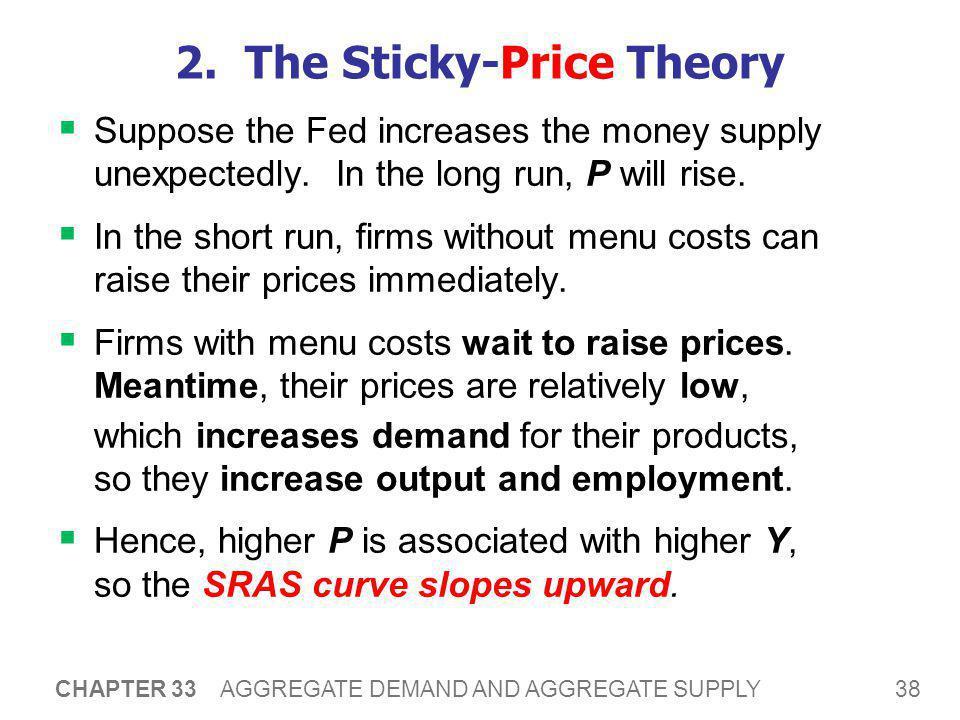 3. The Misperceptions Theory
