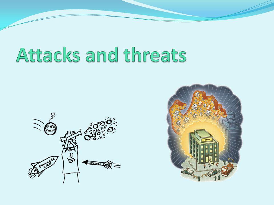 Attacks and threats