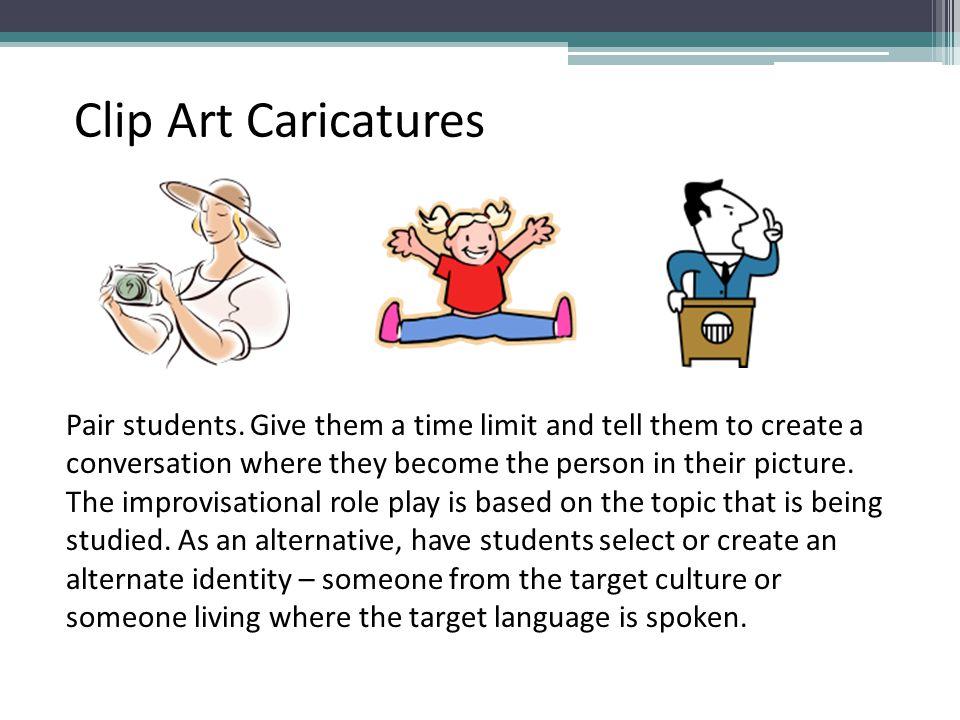 Clip Art Caricatures