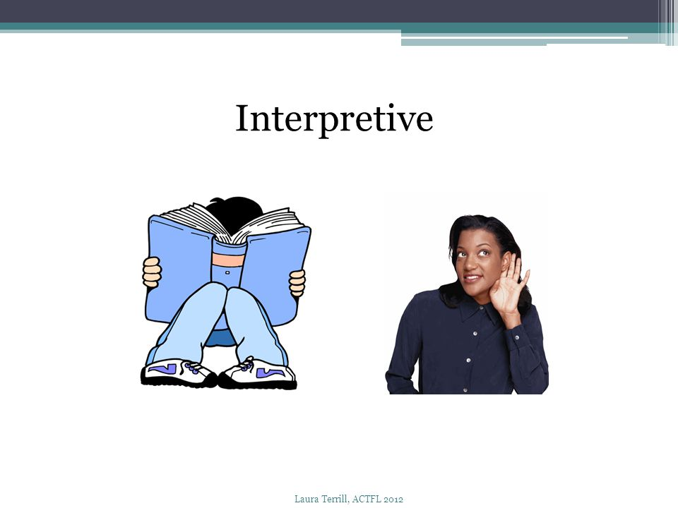 Interpretive