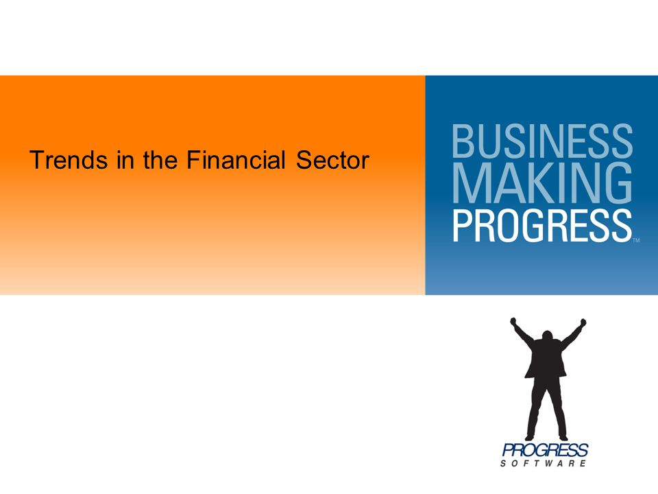 Trends in the Financial Sector