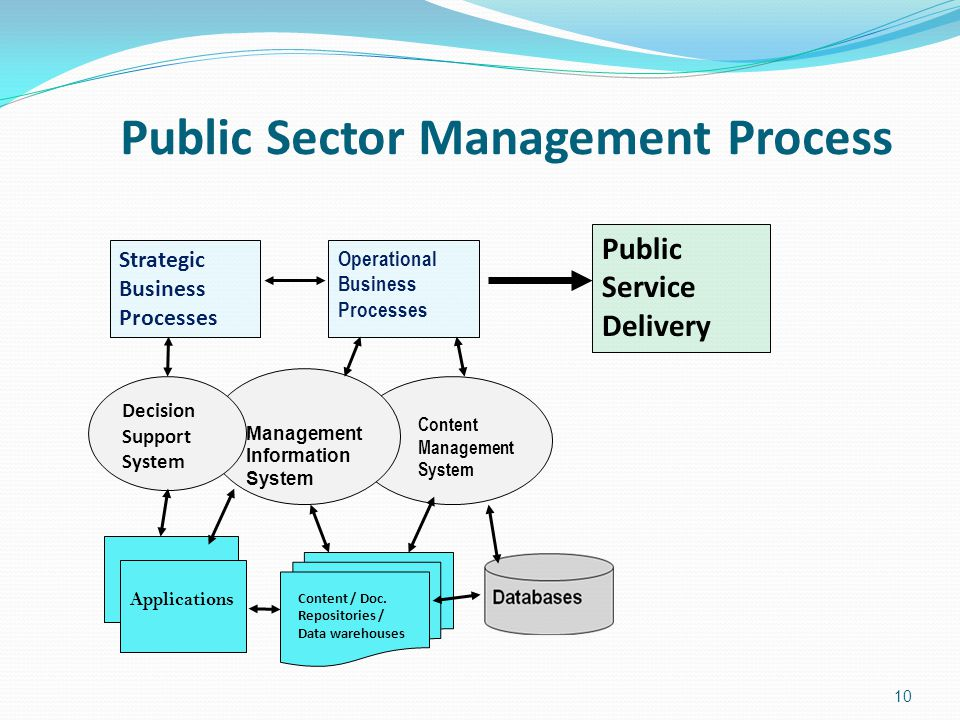 Public Sector Management Process
