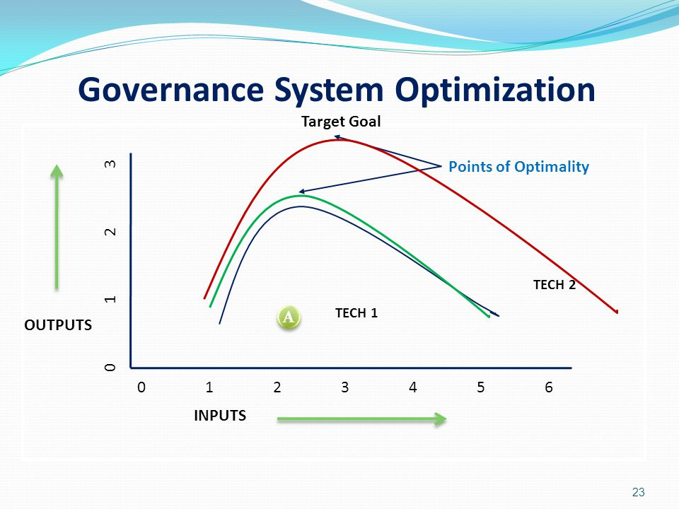 Governance System Optimization