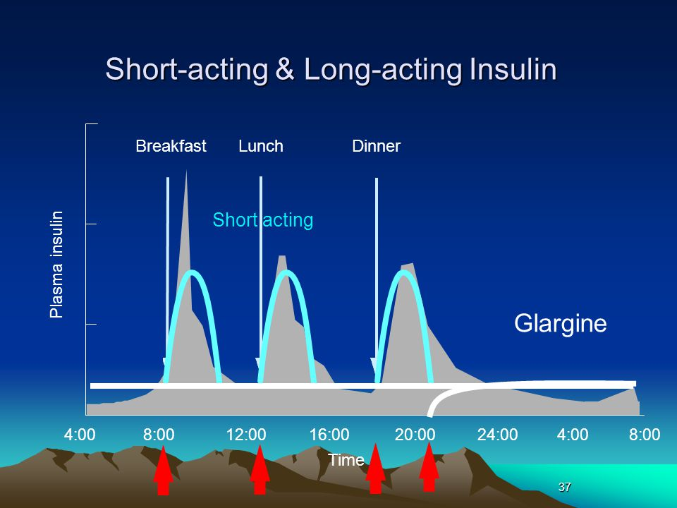 Short-acting & Long-acting Insulin