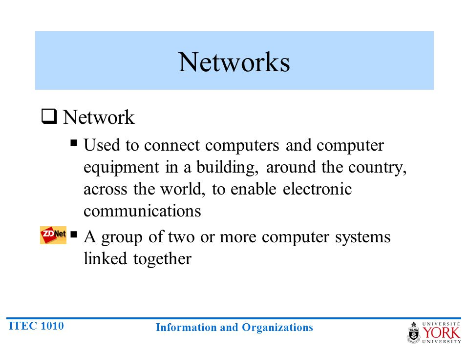 Networks Network.