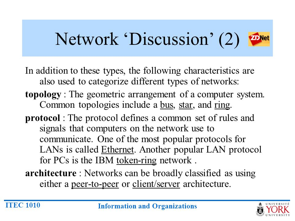 Network 'Discussion' (2)