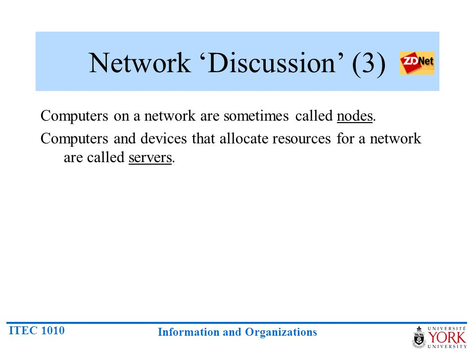 Network 'Discussion' (3)
