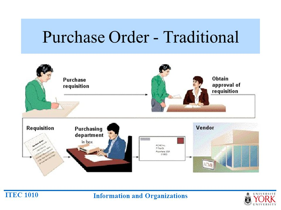 Purchase Order - Traditional
