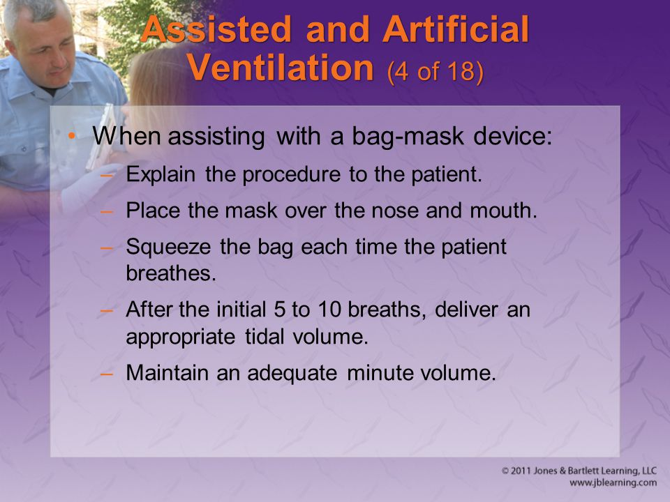 Assisted and Artificial Ventilation (4 of 18)