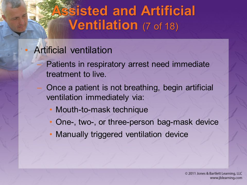 Assisted and Artificial Ventilation (7 of 18)