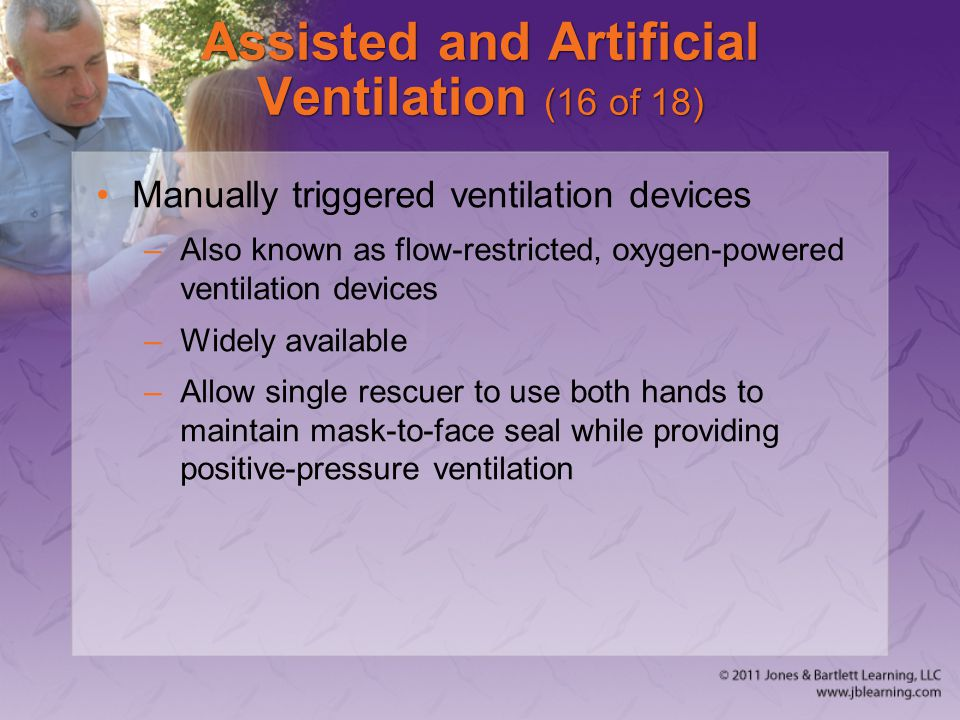 Assisted and Artificial Ventilation (16 of 18)