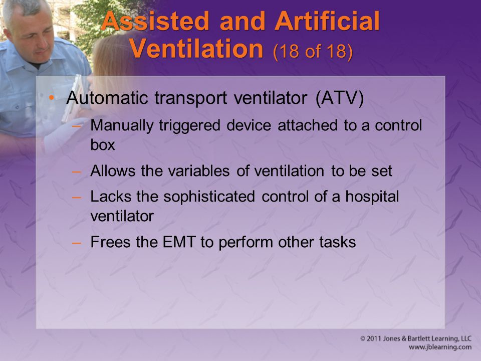Assisted and Artificial Ventilation (18 of 18)