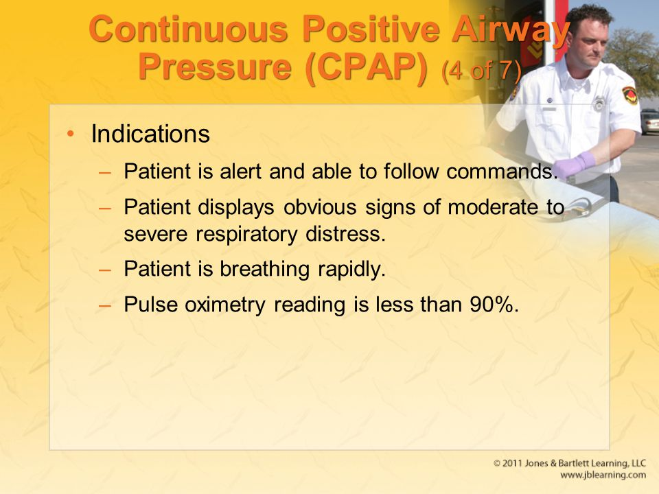 Continuous Positive Airway Pressure (CPAP) (4 of 7)