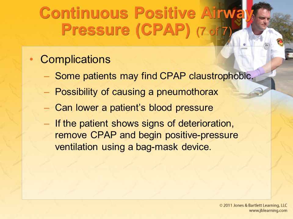 Continuous Positive Airway Pressure (CPAP) (7 of 7)