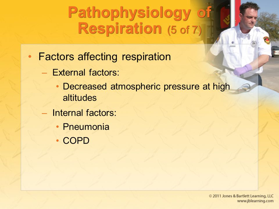 Pathophysiology of Respiration (5 of 7)