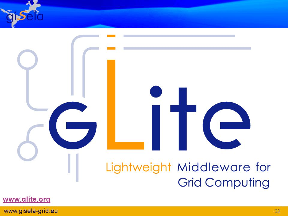 www.glite.org