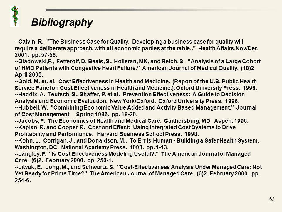Bibliography --Luehrman, T. What's It Worth A General Manager's Guide to Valuation. Harvard. Business Review. May-June 1997. pp. 132-142.