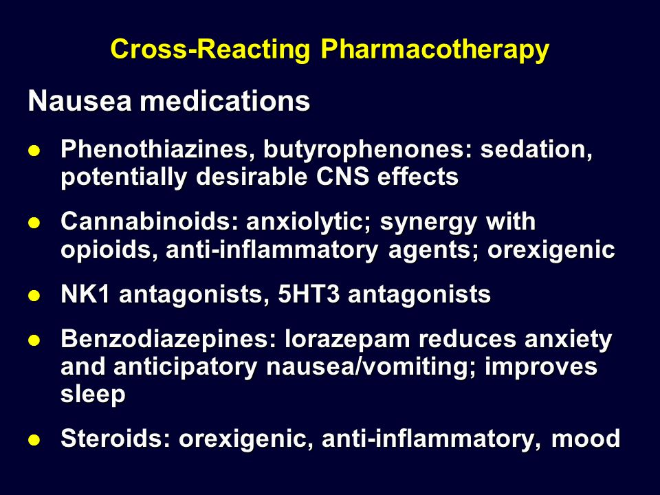 Cross-Reacting Pharmacotherapy