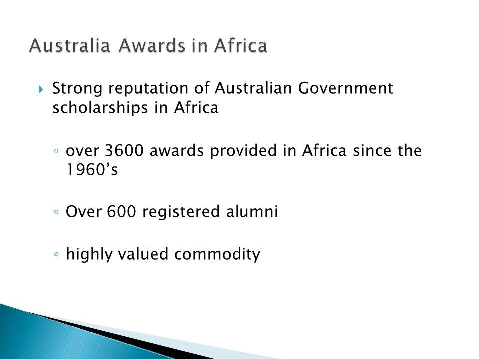 Australia Awards in Africa