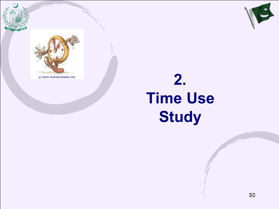 2. Time Use Study