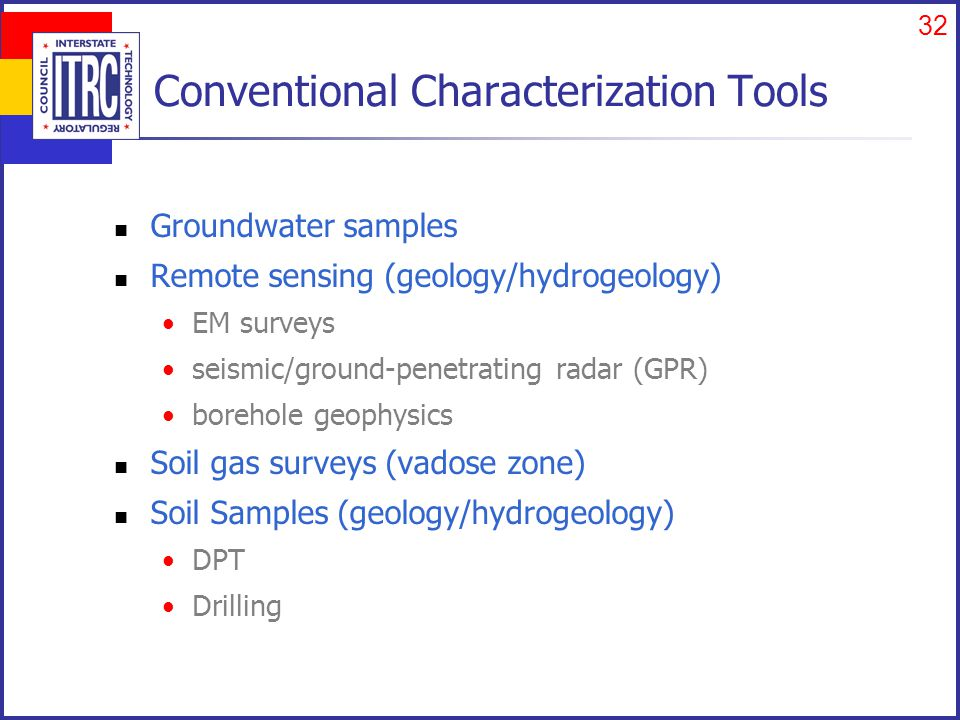 Conventional Characterization Tools (cont.)