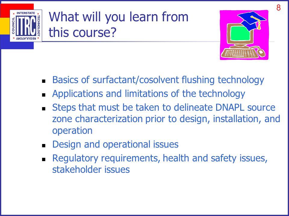 Course Content Technology Description and Overview