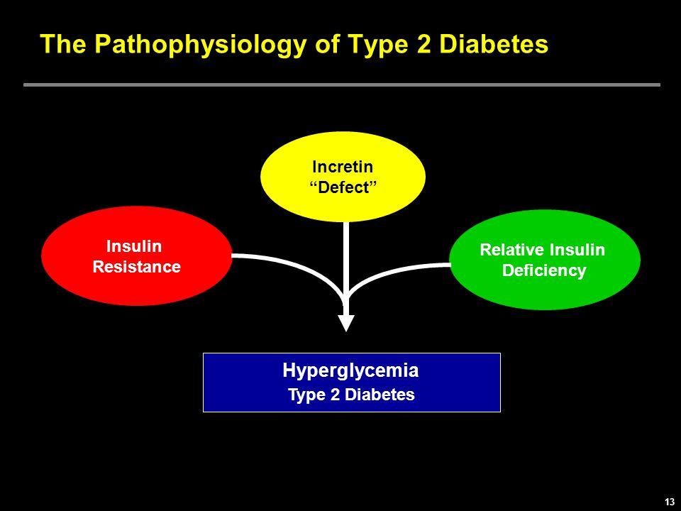 The Pathophysiology of Type 2 Diabetes