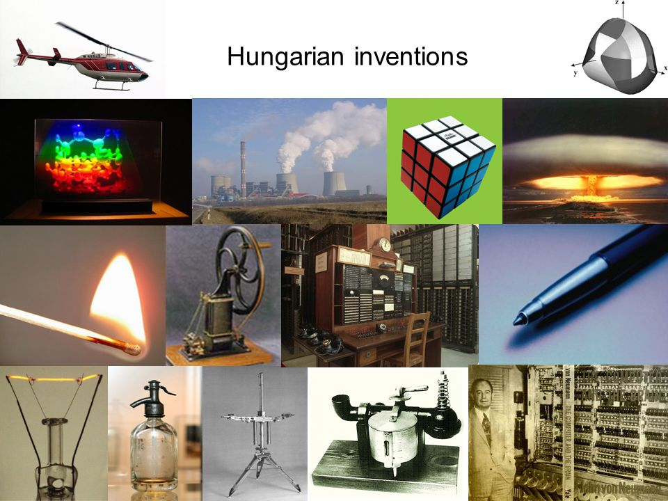 Hungarian inventions