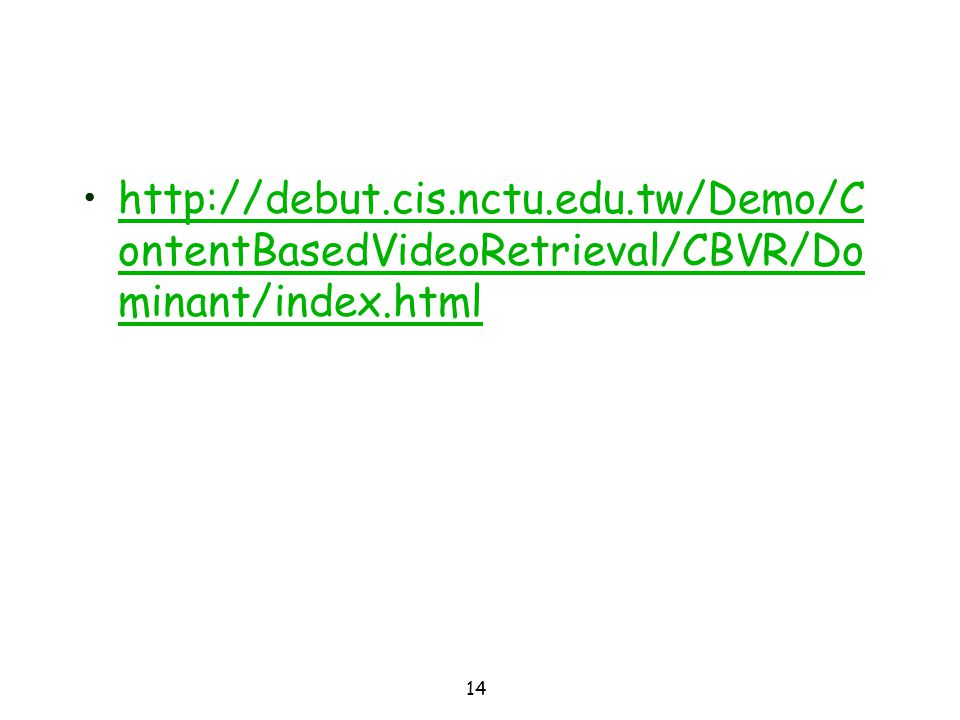 http://debut. cis. nctu. edu