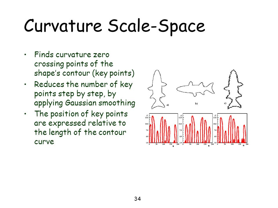 Curvature Scale-Space