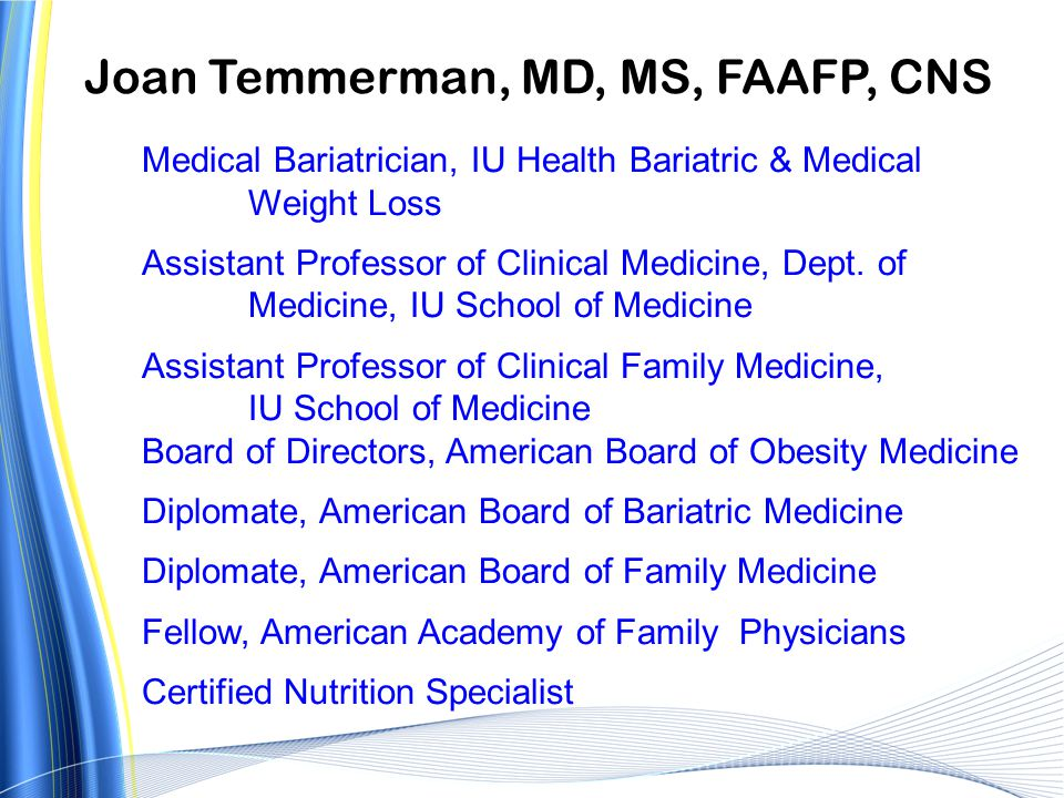 Joan Temmerman, MD, MS, FAAFP, CNS