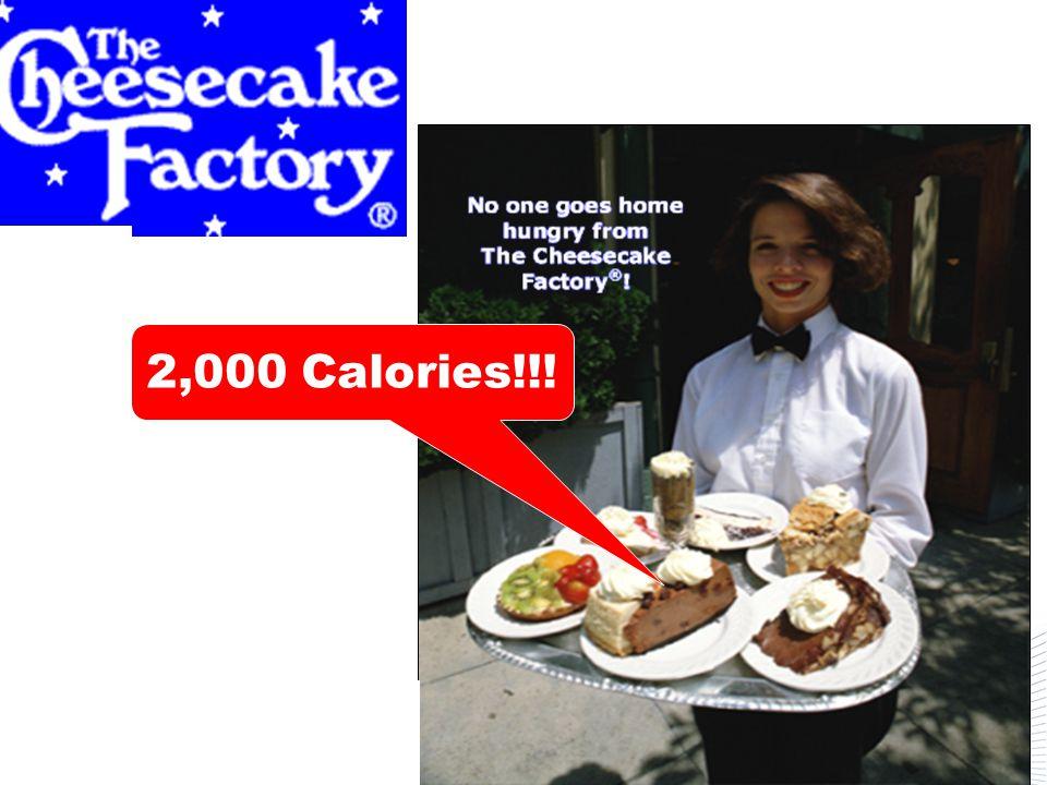 2,000 Calories!!!