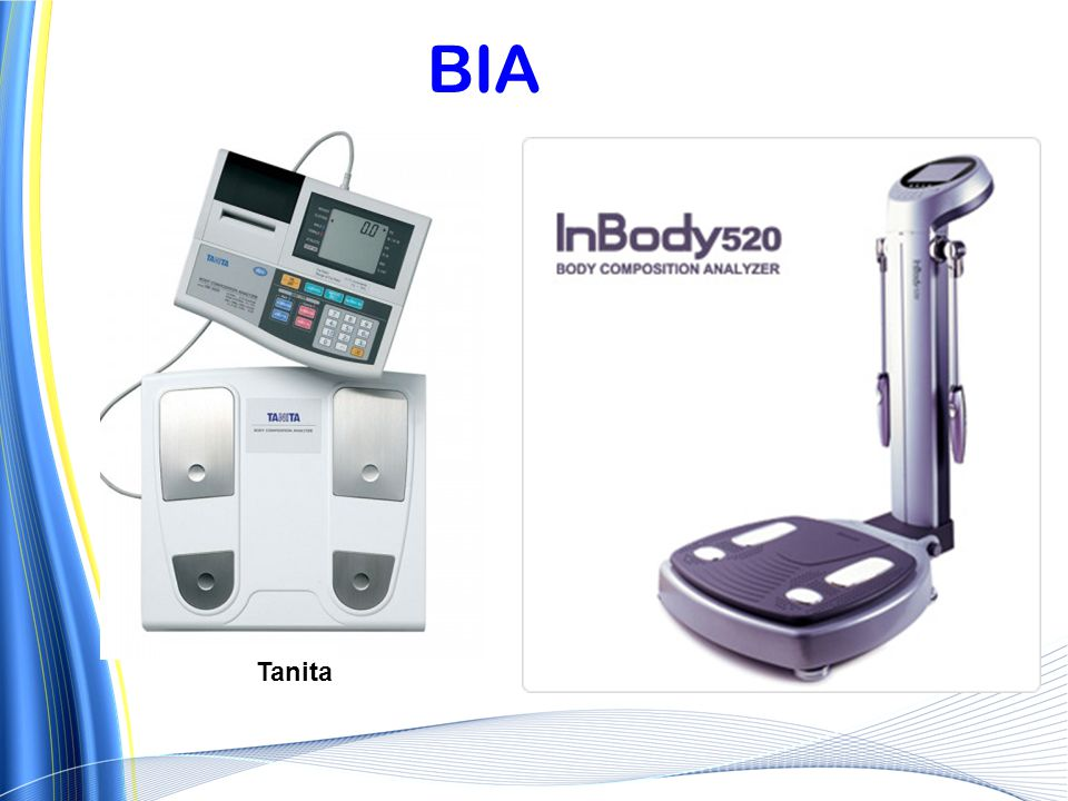 BIA These devices are moderate in price. Tanita TBF-300A Body Composition Analyzer:440 lb; (200 kg)